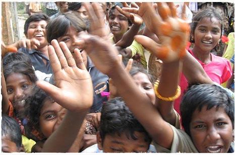 children-india